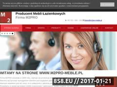 Miniaturka domeny m2pro-meble.pl