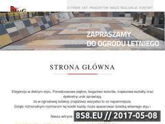 Miniaturka maagkostbet.pl (Usługi brukarskie i kostka brukowa Radomsko)