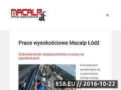 Miniaturka domeny www.macalp.pl