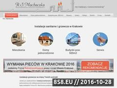 Miniaturka domeny machaczka.pl