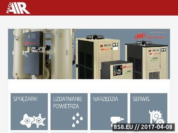 Zrzut strony MachAIR - Sprężarki powietrza | Kompresory | Generatory