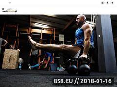 Miniaturka maciejkrysiak.pl (Trening indywidualny)