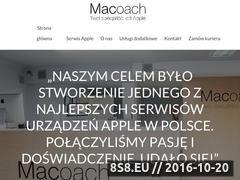 Miniaturka domeny macoach.pl