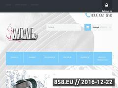 Miniaturka domeny madame24.pl