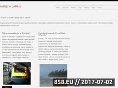 Miniaturka domeny madeinjapan.org.pl