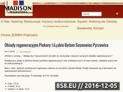 Miniaturka domeny www.madison.biz.pl