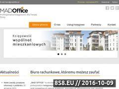Miniaturka domeny madoffice.pl