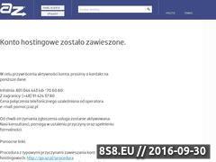 Miniaturka domeny www.madomix.pl