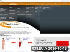 Miniaturka domeny madoss.pl