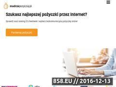 Miniaturka domeny madrzepozyczaj.pl