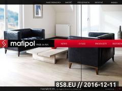 Miniaturka domeny www.mafipol.pl