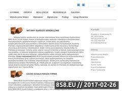 Miniaturka domeny www.mag-bud.pl