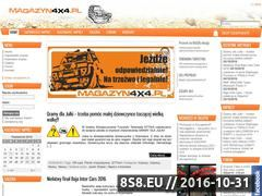 Miniaturka domeny www.magazyn4x4.pl
