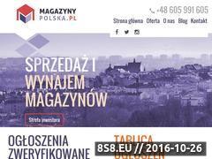 Miniaturka domeny www.magazynypolska.pl