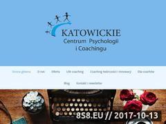 Miniaturka magdafres.pl (Coaching śląskie)