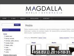 Miniaturka domeny magdalla.pl