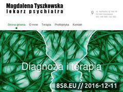 Miniaturka domeny www.magdatyszkowska.pl
