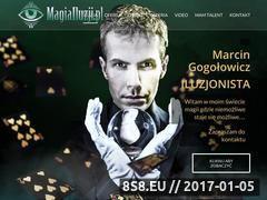 Miniaturka magiailuzji.pl (Pokazy iluzji na imprezy prywatne i firmowe)