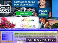 Miniaturka domeny magiaslodyczy.y0.pl