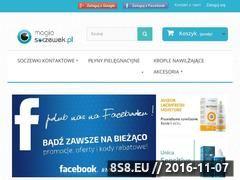 Miniaturka Soczewki kontaktowe, płyny pielęgnacyjne oraz krople (magiasoczewek.pl)