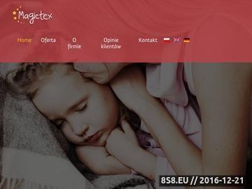 Zrzut strony Pościel dziecięca - Magitex