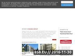Miniaturka domeny magnusgroup.pl