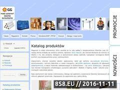 Miniaturka domeny www.magomet.pl