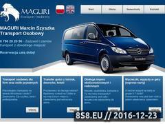 Miniaturka domeny maguri.pl