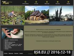 Miniaturka domeny www.makadan.pl