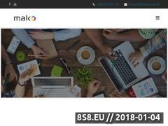 Miniaturka makostudio.pl (Maka Studio - projekty graficzne)