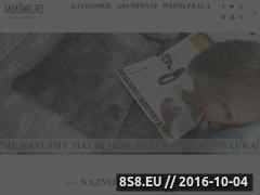 Miniaturka domeny makoweczki.pl