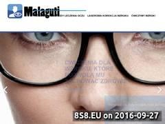 Miniaturka malaguti.info.pl (Przyjazny katalog stron internetowych)