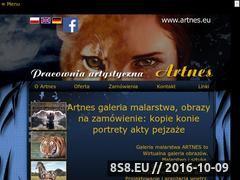 Miniaturka domeny malarstwo-artnes.pl