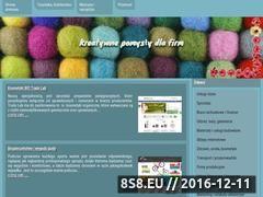 Miniaturka domeny www.maleszkraby.pl