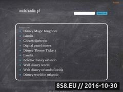 Miniaturka domeny www.malolandia.pl