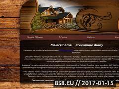 Miniaturka domeny malorzdomy.pl