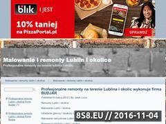 Miniaturka domeny malowanie-remonty-lublin.cba.pl
