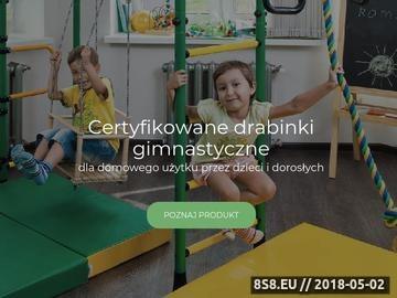 Zrzut strony Drabinki gimnastyczne