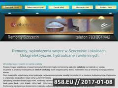 Miniaturka domeny www.malservice.pl