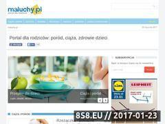 Miniaturka domeny www.maluchy.pl