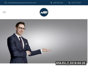 Zrzut strony Kredyty mieszkaniowe Warszawa