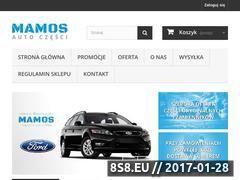 Miniaturka domeny www.mamos.net.pl