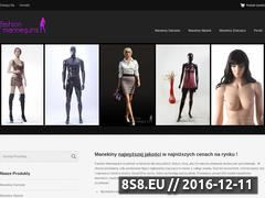 Miniaturka domeny manekinyperuki.pl