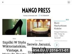 Miniaturka domeny mangopress.pl