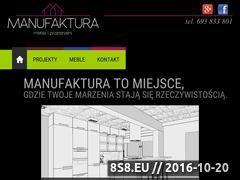 Miniaturka domeny manufaktura.kielce.pl