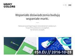 Miniaturka domeny manycolors.pl