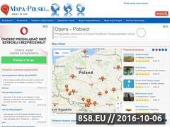 Miniaturka domeny www.mapa-polski.org