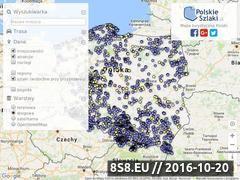 Miniaturka domeny mapa.polskieszlaki.pl