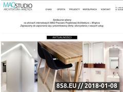Miniaturka domeny maq-studio.pl