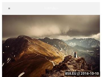 Zrzut strony Fotografia ślubna Kraków - Marcin Bała